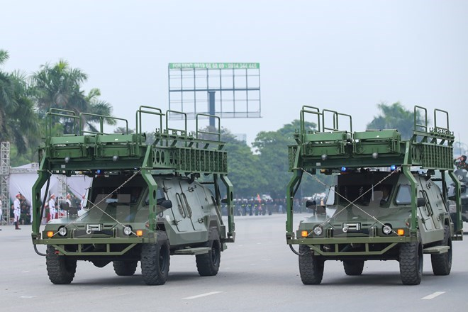Helicopters, tanks to be deployed for 12th National Party Congress