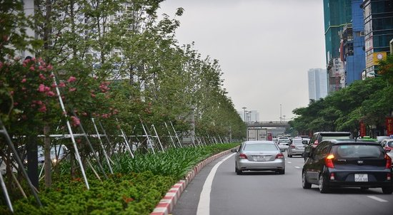 Hanoi owns largest green spaces of all Vietnamese cities