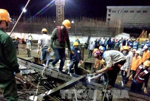 Vietnam targets 5 pct decrease in fatal labour accidents
