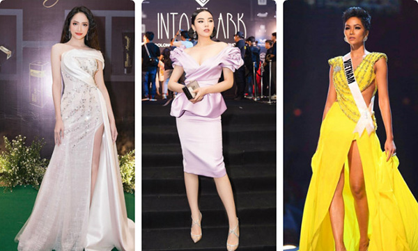 Impressive evening gowns worn by beauty queens in 2018